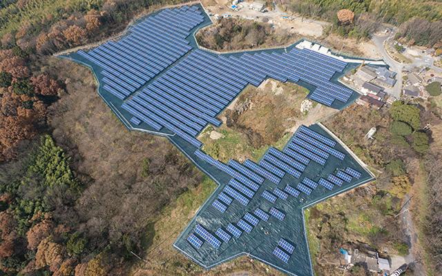 株式会社TAIKOU 太陽光発電事業 岡山県倉敷