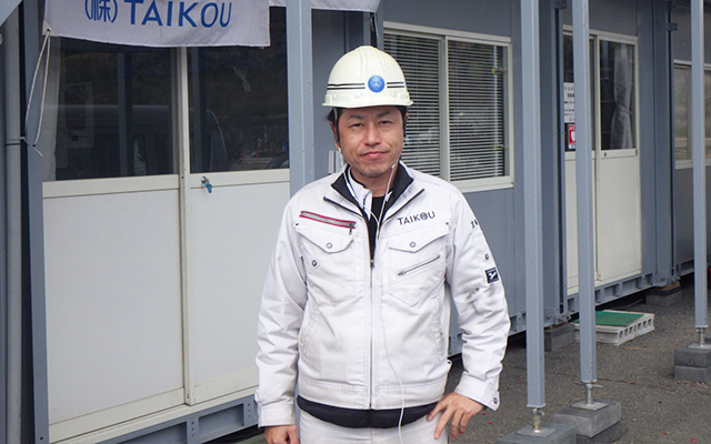 株式会社TAIKOU 採用情報 社員の声①