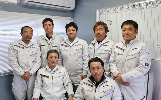 株式会社TAIKOU 採用情報 社員の声④